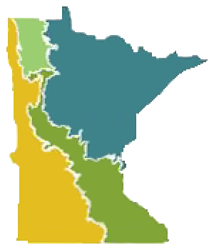 Minnesota Biome Map